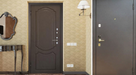 Надежная и красивая защита двери